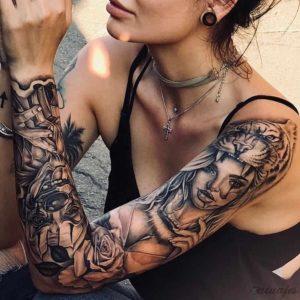 cuanto cuesta un tatuaje para mujeres