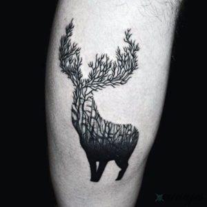 imagenes de venados para tatuajes