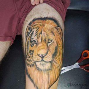 tatuaje diente de leon