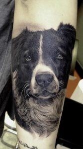 tatuajes de perros y gatos