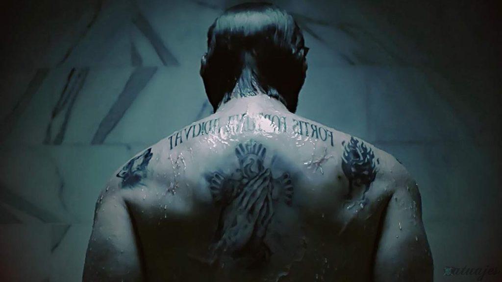 tatuajes espalda hombre
