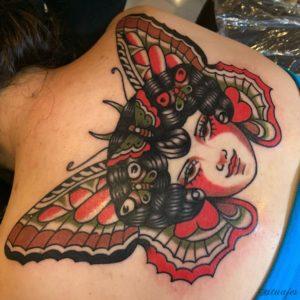 tatuajes mariposas pequeñas