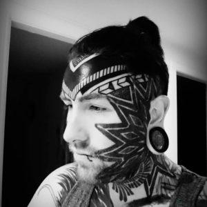 tatuajes para la cabeza de hombres