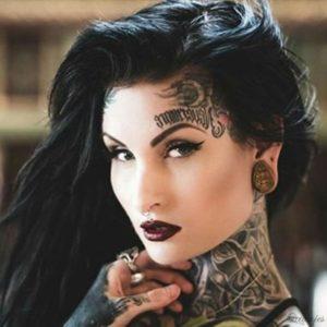 tatuajes para la cara